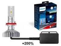 Philips LED-Ajovalopolttimopari H11 X-tremeUltinon LED