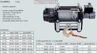 ROCK VINSSI HYDRAULINEN 8156 kg (18000 lb)