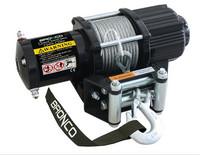 BRONCO GEN II WINCH 4500(2040kg) Wire