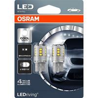 Osram LEDriving polttimopari 12V W21W T20