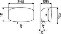JUMBO FF 320 REF.37,5 PARKILLA 12/24V