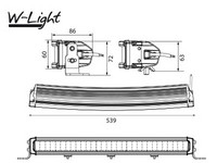 W-Light Comber