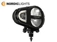 LED- Auravalo 233x193x110mm 9-32V Oikea