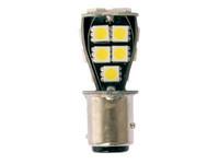 LED polttimopari, CAN-väylä BAY15D 12V