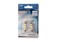 LED polttimopari SV8.5 12V
