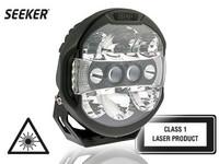 SEEKER Quantum Ledzer led/laser lisävalo