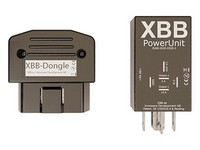 XBB Dongle PowerUnit OBD relesarja