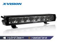 X-Vision Genesis II 600 Hybrid Beam lämmitettävä linssi