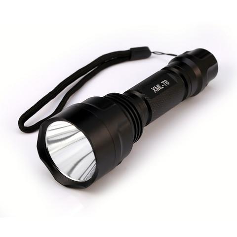 TRUSTFIRE Cree C8-T6 LED Taskulamppu 1000lm