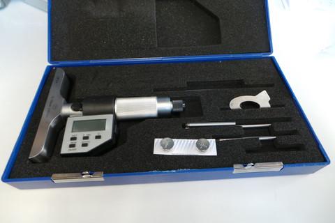 Syvyysmikrometri 0-100 mm