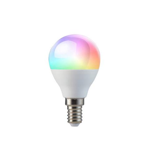 Tuya RGB smart LED Bulb, e14, dimmingable, WI-FI, 350 lm