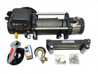 Runva EWX9500Q Electric Winch 12V 4309kg with wireless remote control