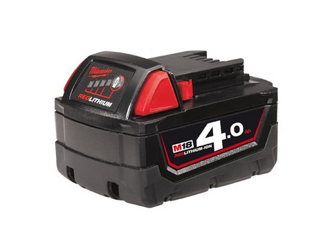 Milwaukee 18V 4.0 Ah