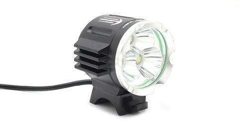 LED otsalamppu/polkupyöränvalo