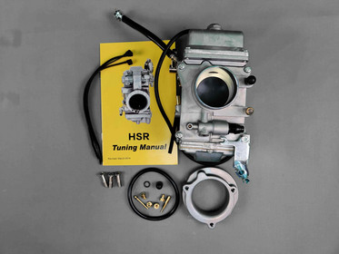 Kaasutin HSR 42mm, Mikuni HSR42 vastaava kaasutin