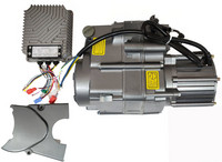 HondaType sähkömoottori 48V 1000W