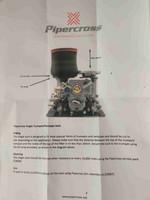 Ilmansuodatin PARI PiperCross C1050 Imutorville DCOE/IDF YLEISMALLI