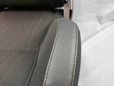 JBR Sporttipenkki/istuin (2kpl) 1042 BLACK+L