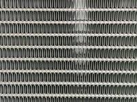 Alumiini jäähdytin/Syyläri Honda 425x360mm mm. Civic 52