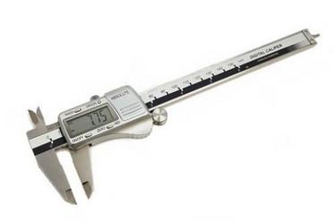 Digitaalinen työntömitta 0-300mm IP54