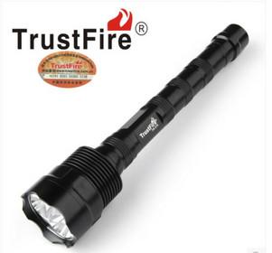 Huipputehokas TrustFire TR-3T6 LED Taskulamppu 3800lm