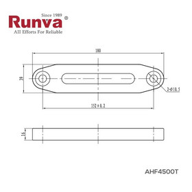 Liukukita AHF4500T