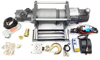 Runva Hydraulic Winch HWD10,000 4536KG incl. Wireless remote control