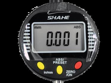 Shahe Digitaalinen mittakello 0-12,7mm x 0,001mm (µm)