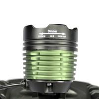 Otsalamppu 800 Lumen/Zoom