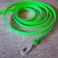 6 m PVC-päällystetty jälki- ja koulutusliina, BGB-haka M (16 mm PVC/TPU-nauha)