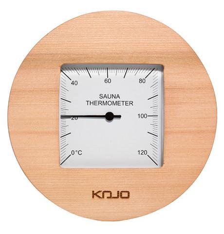 KAJO-saunan lämpömittari