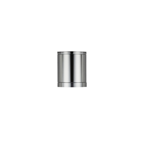 IKI T600 kiuaspiipun suora jakso 250 mm