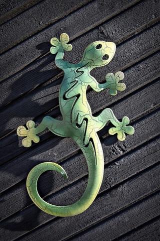Vihreä Gekkonen