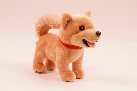 Ruskea koira