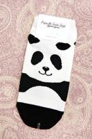 Mustavalkoiset pandasukat