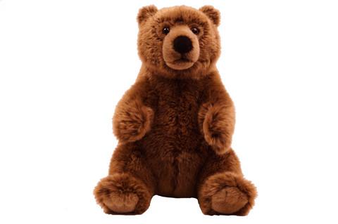 Istuva karhu