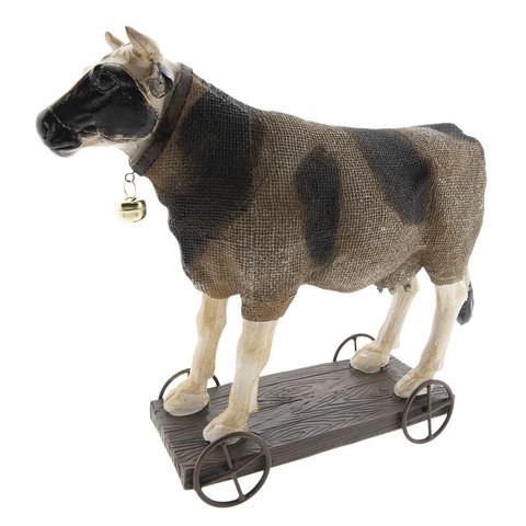 Upea lehmäpatsas