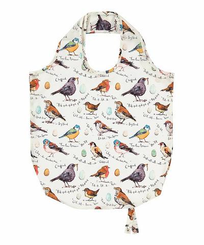 Lintuset kassi ostoksille