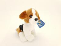 Beagle pehmokoira