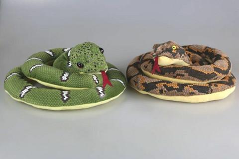 Ruskea käärme