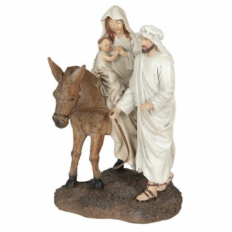 Aasi, Joosef ja Maria figuuri
