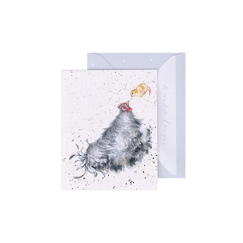 Wrendale emokana-minikortti