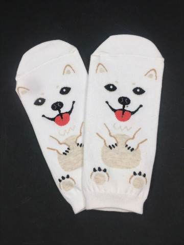 Naurava somejedinkoira sukat