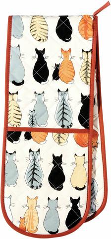 Tuplauunikinnas odottavat kissat