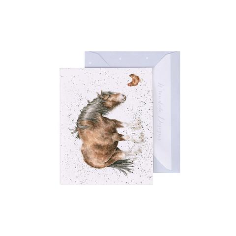 Wrendale hevonen-minikortti