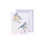 Wrendale sinitiainen-minikortti
