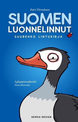 Suomen luonnelinnut kirja