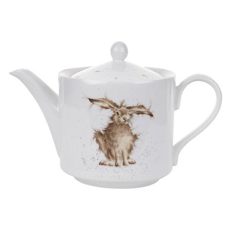 Wrendale hassu kani isompi teekannu