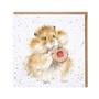 Wrendale hamsteri kortti