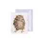 Wrendale pöllö-minikortti